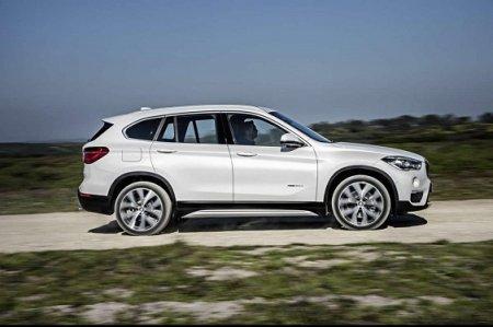 В России стартовала сборка еще одного кроссовера BMW