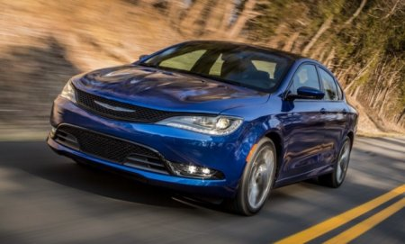 Chrysler 200 отправили на покой