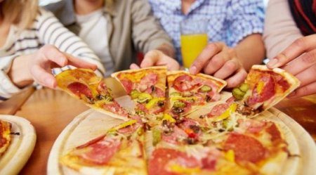 Пицца может вызывать привыкание и зависимость