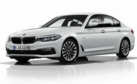 BMW представила дизельную версию седана 520d Efficient Dynamics