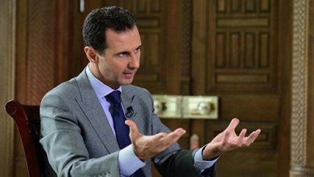 Асад назвал условие присутствия американских военных в Сирии
