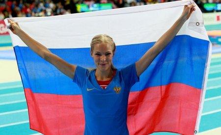 Европейская легкоатлетическая ассоциация: Клишина будет единственной россиянкой на ЧЕ