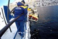 Полет вертолета Robinson над Телецким озером проходил без уведомления