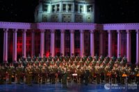 Обновленный ансамбль имени Александрова впервые вышел на сцену