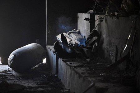 США уничтожили около 20 сирийских самолетов на авиабазе в Хомс