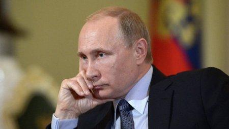 Путин выразил соболезнования королю Швеции после теракта в Стокгольме
