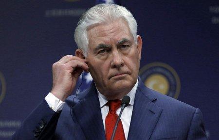Реакция России на удар США по Сирии разочаровала Тиллерсона