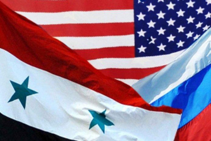 россия и америка вопрос о сирии