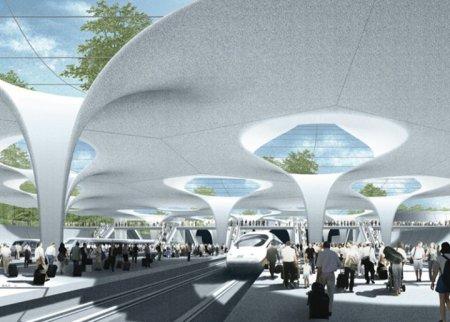 В Москве построят два новых вокзала