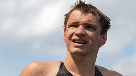 Дратцев завоевал бронзу ЧМ в плавании на открытой воде на 25 км