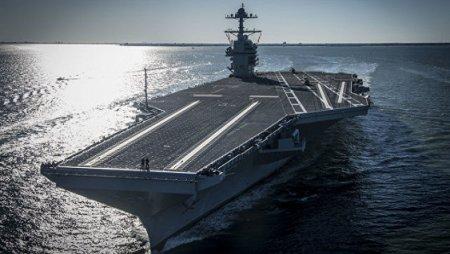Морская гончая: как авианосная доктрина США ломается о новую русскую ракету