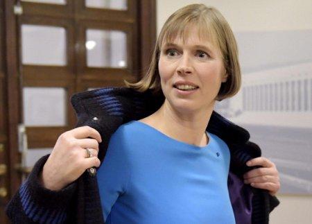 Президент Эстонии сообщила об угрозе самооккупации страны