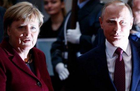 Германия встала насторону Путина