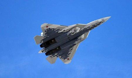 Назван победитель бояСу-57иF-22