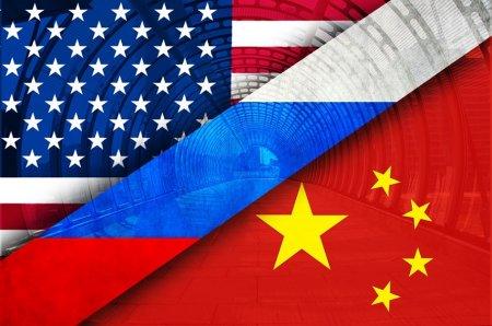 Американские заблуждения сближают Китай иРоссию