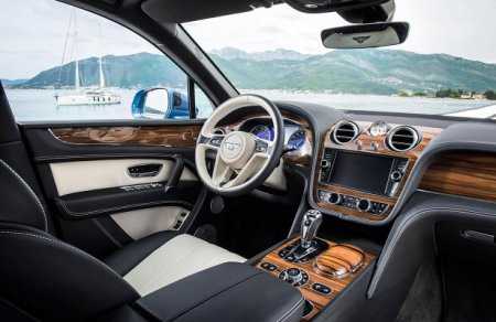 Bentley Bentayga остался без дизеля