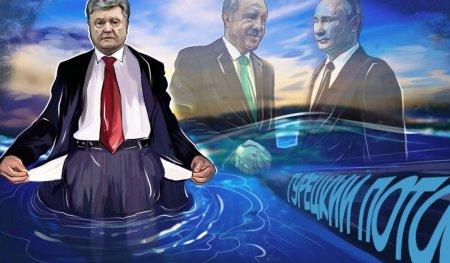 Украину смоет «Турецким потоком»