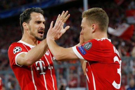 «Бавария» потратит рекордную сумму надвух игроков