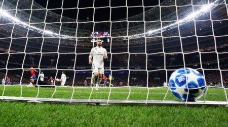 Лига чемпионов. «Реал»— ЦСКА— 0:3. Историческая победа ЦСКА