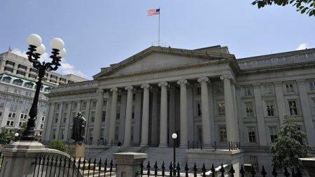 Минфин СШАпризвали отложить снятие санкций сроссийских компаний