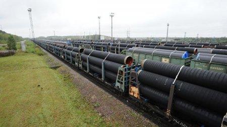 СШАгрозят санкциями подрядчикам «Северного потока— 2»