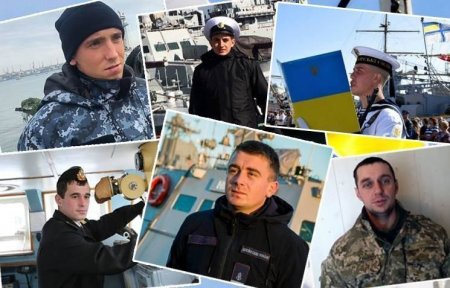 ВРоссии назвали условия дляобмена украинских моряков