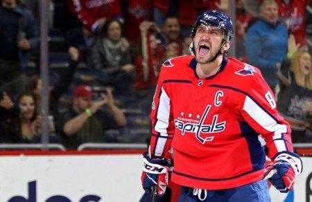 Овечкин иКузнецов непомогли «Вашингтону» избежать разгромного поражения от«Нэшвилла» вматче НХЛ