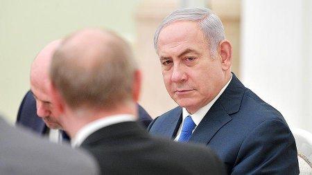 Нетаньяху отменил встречу сПутиным