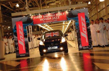 Honda закроет единственный европейский завод