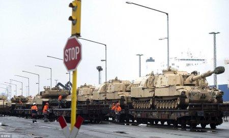 Совбез России: НАТО реанимирует систему переброски войск изСШАвЕвропу