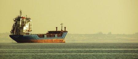 ВКерченском проливе село намель шедшее изУкраины судно