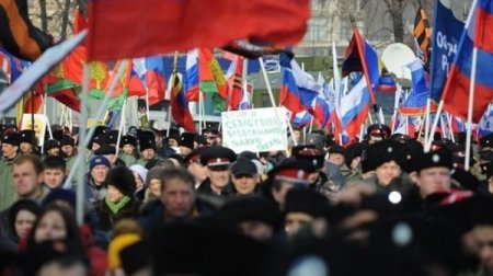 Немецкая делегация прибудет вКрым напразднование воссоединения сРоссией